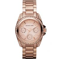 Damen Michael Kors mini Blair Uhr