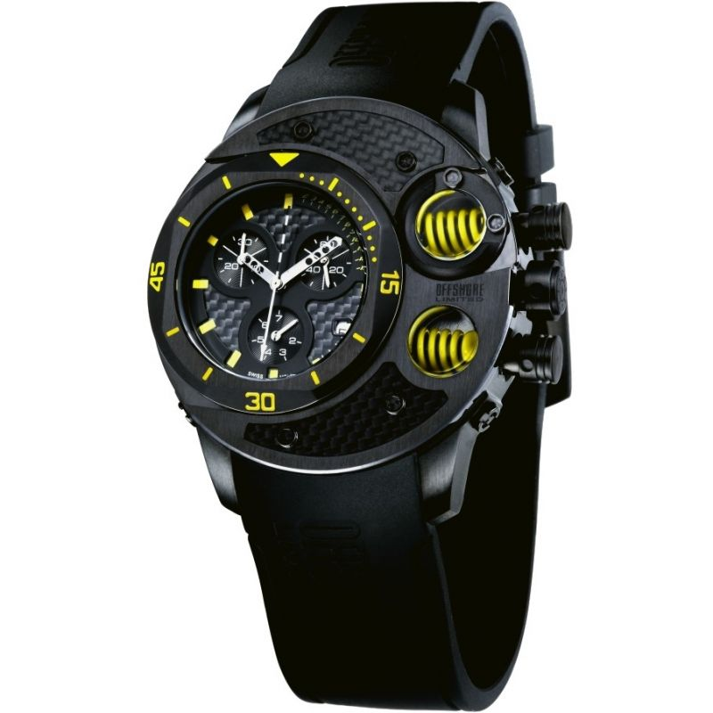 Mens Offshore Commando Chronograph Watch OFF-003-C