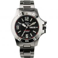 Herren Ball Engineer Hydrocarbon Spacemaster Chronometer Automatik Uhr