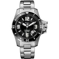 Ball Engineer Hydrocarbon Ceramic XV Chronometer Herrklocka Silver DM2136A-SCJ-BK