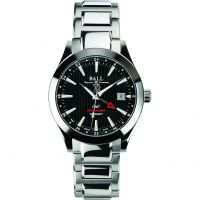 Mens Ball Engineer II Red Label Chronometer GMT Automatic Watch