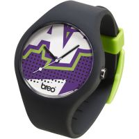 Unisex Breo Classic Zap Black Watch