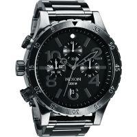 Herren Nixon The 48-20 Chrono Chronograf Uhr