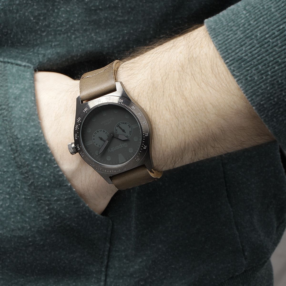 Gents Superdry Triton Multi Watch (SYG106E)