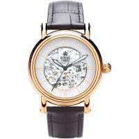 Herren Royal London Westminster Skelett Automatik Uhr