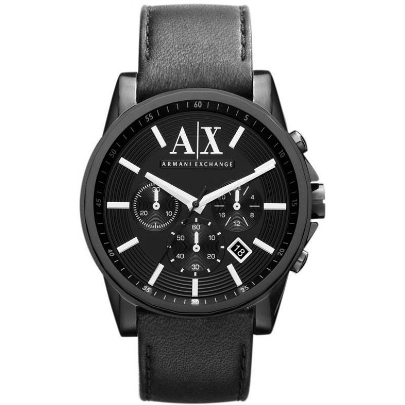 Herren Armani Exchange Chronograph Watch AX2098
