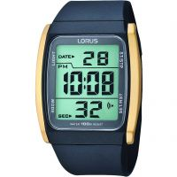 Unisex Lorus Alarm Watch