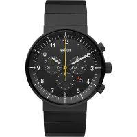 Herren Braun Prestige Chronograf Uhr