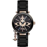 Damen Vivienne Westwood Kensington Watch VV067RSBK