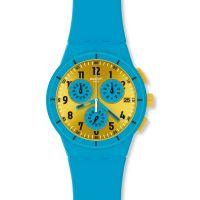 Herren Swatch Maresoli Chronograph Watch SUSS400
