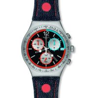 homme Swatch Since 2013 Chronograph Watch YCS571