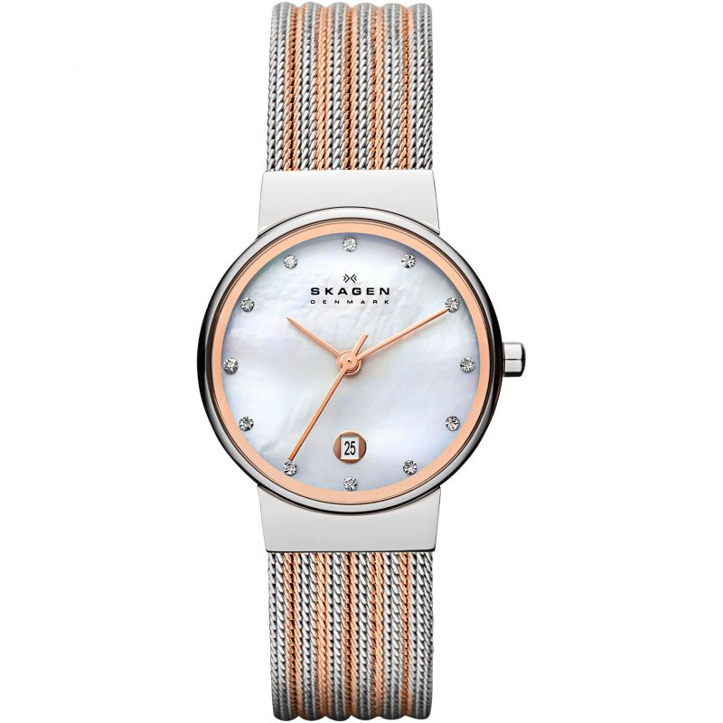 Damen Skagen Ancher Watch 355SSRS