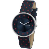 femme Lambretta Cielo Dots Watch 2104BLU