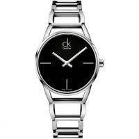 Damen Calvin Klein Stately Watch K3G23121