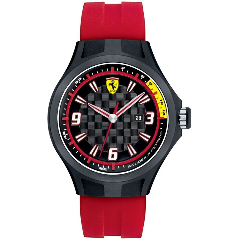 Herren Scuderia Ferrari SF101 Pit Crew Watch 0830002