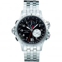 Herren Hamilton Khaki ETO Chronograph Watch H77612133