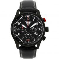 Herren Junkers Hugo Junkers Wecker Chronograf Uhr
