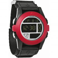 Mens Nixon The Baja Alarm Chronograph Watch