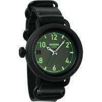 Herren Nixon The October Leather Watch A279-001
