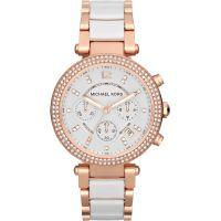 femme Michael Kors Parker Chronograph Watch MK5774