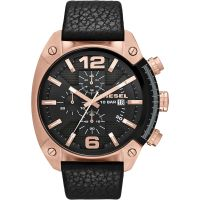 Herren Diesel Overflow Chronograph Watch DZ4297