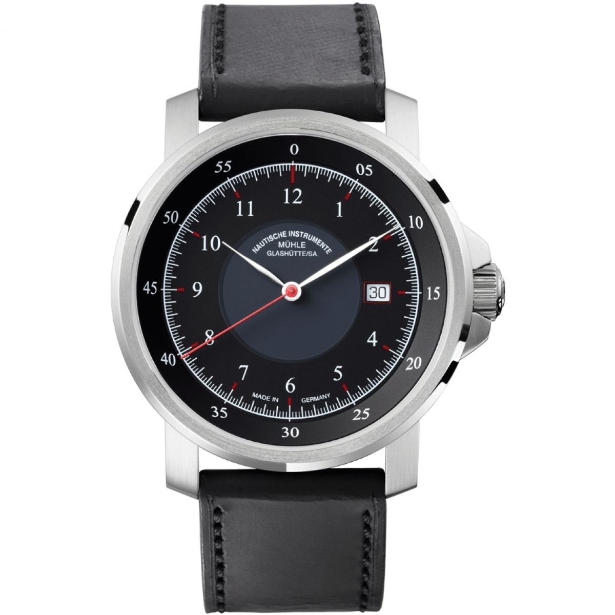 Gents muhle glashutte m29 classic watch m1 25 53 lb for Muhle watches