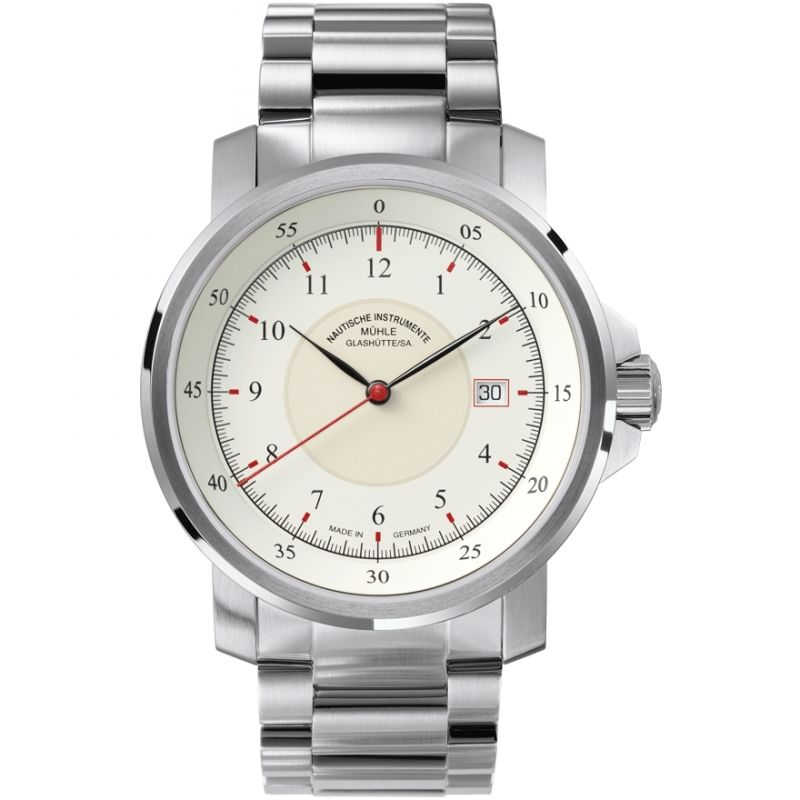Mens Muhle Glashutte M29 Classic Automatic Watch M1-25-57-MB