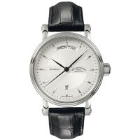 Mens Muhle Glashutte Teutonia II Tag/Datum Automatic Watch