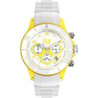 Unisex Ice-Watch Chrono Party mittel Chronograf Uhr