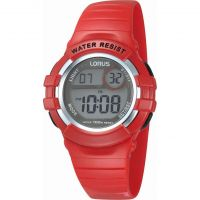 Childrens Lorus Alarm Watch