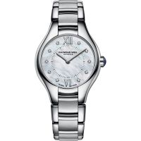 Damen Raymond Weil Noemia 24mm Diamond Watch 5124-ST-00985