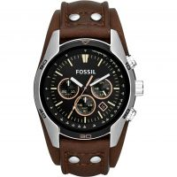 homme Fossil Coachman Chronograph Watch CH2891