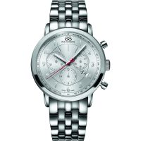 Mens 88 Rue Du Rhone Double 8 Origin 42mm Chronograph Watch