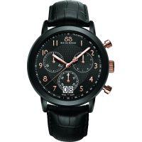 Herren 88 Rue Du Rhone Double 8 Herkunft 45mm Chronograf Uhr