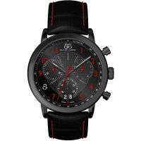 Herren 88 Rue Du Rhone Double 8 Origin 45mm Chronograph Watch 87WA130032