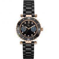 femme Gc Diver Chic Diamond Watch X46105L2S