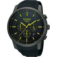 homme Pulsar Chronograph Watch PT3193X1