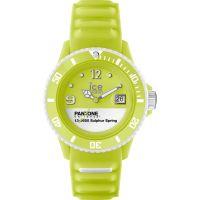 Unisex Ice-Watch Pantone Universe Sulphur Spring Uhr