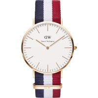Herren Daniel Wellington Cambridge 40mm Uhr