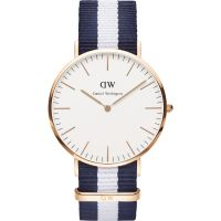 Mens Daniel Wellington Glasgow 40mm Watch