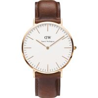 homme Daniel Wellington St Mawes 40mm Watch DW00100006