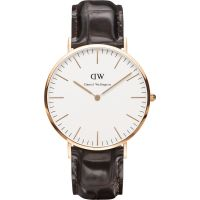Herren Daniel Wellington York 40mm Watch DW00100011