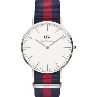 Zegarek męski Daniel Wellington Oxford Silver 40mm DW00100015