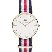 Ladies Daniel Wellington Canterbury Rose 36mm Watch