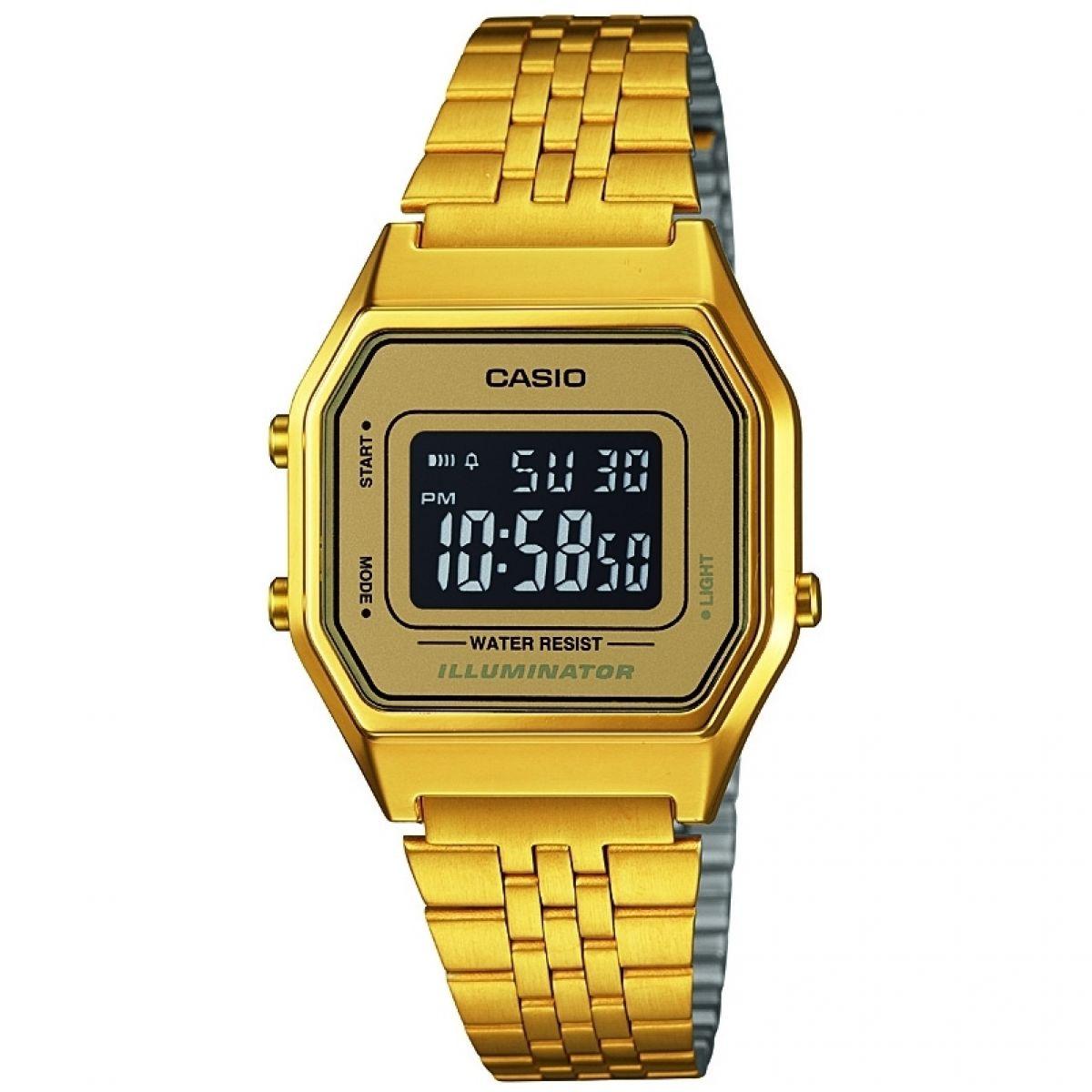 Casio LA680WEGA-9BER Watch - Gold - Loved Around