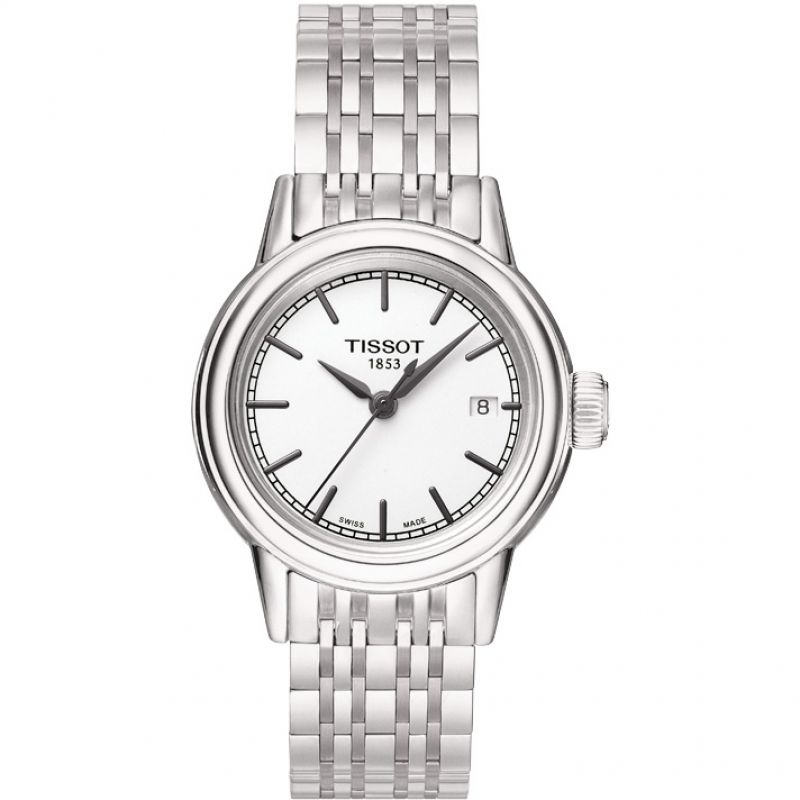 Ladies Tissot Carson Watch T0852101101100