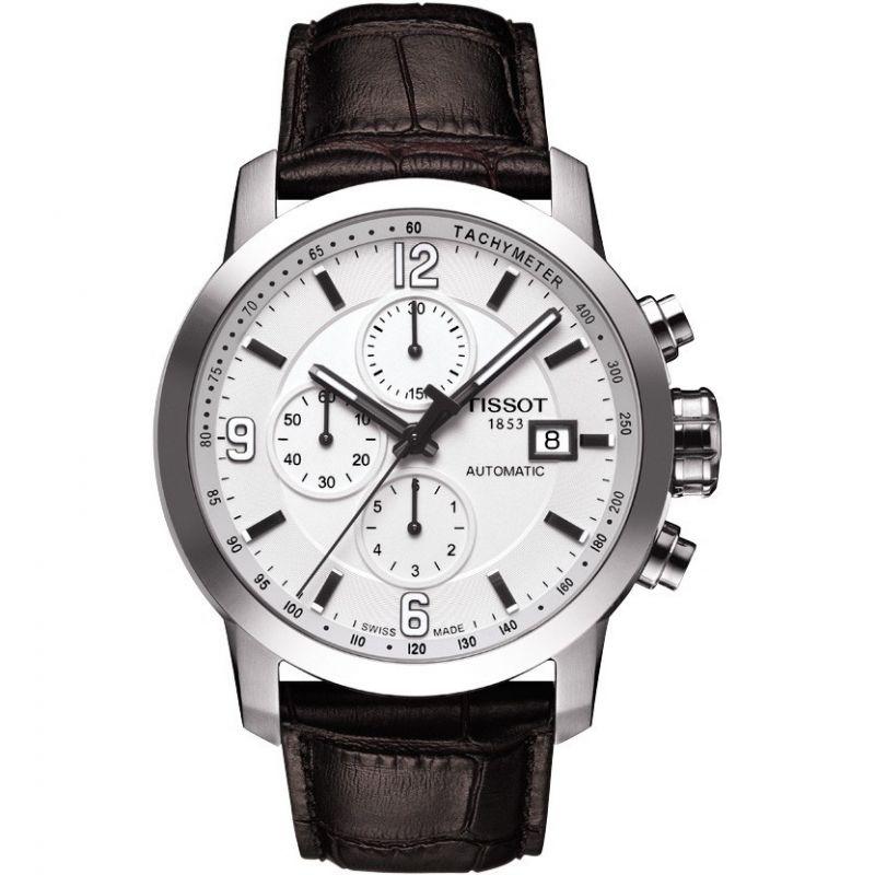 Herren Tissot PRC200 Chronograph Watch T0554271601700