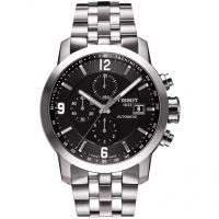 Mens Tissot PRC200 Automatic Chronograph Watch