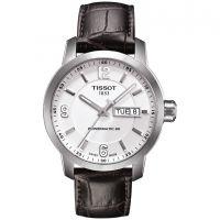 Herren Tissot PRC200 Automatik Uhr
