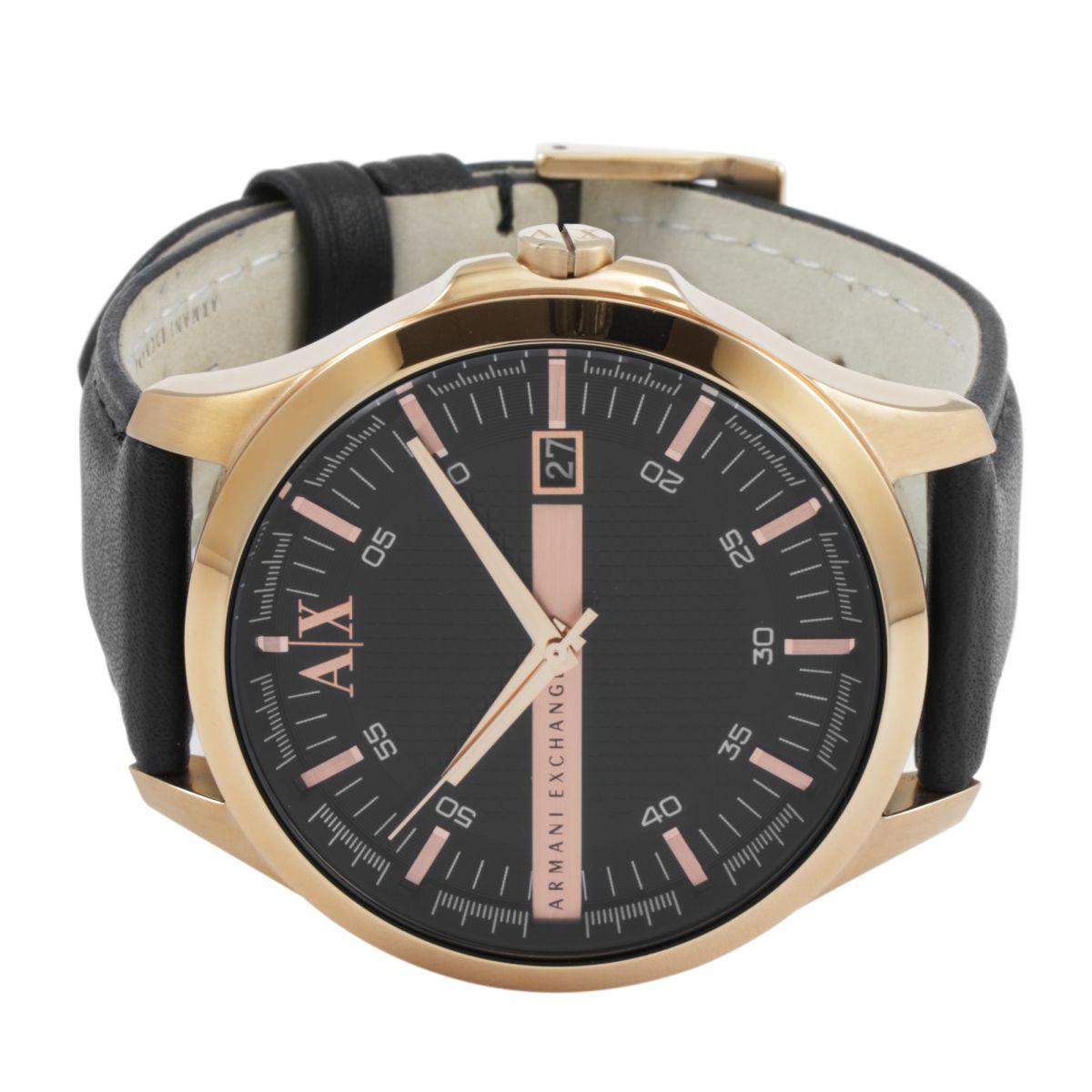 554e81fed072 reloj hombre armani negro